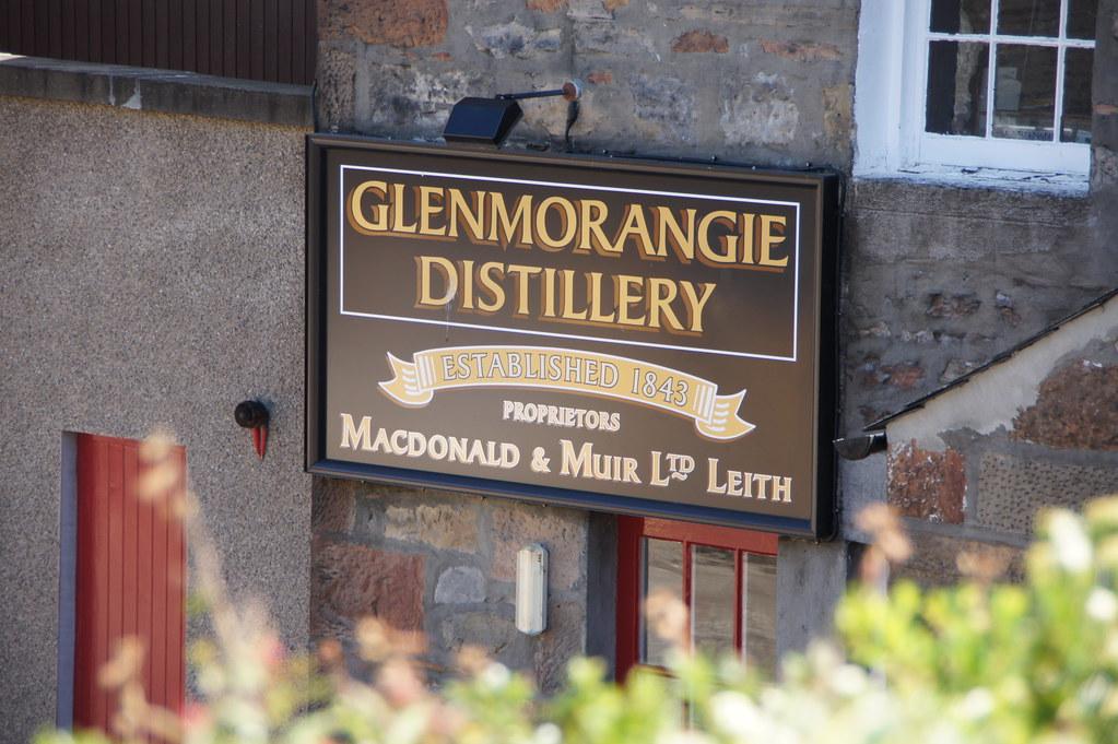 glenmorangie 10 distillery