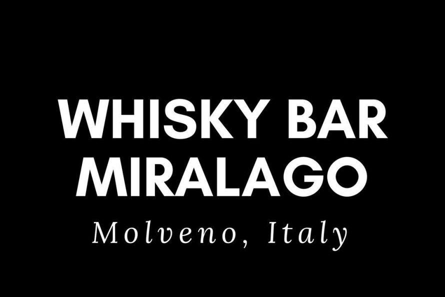 whisky bar miralago